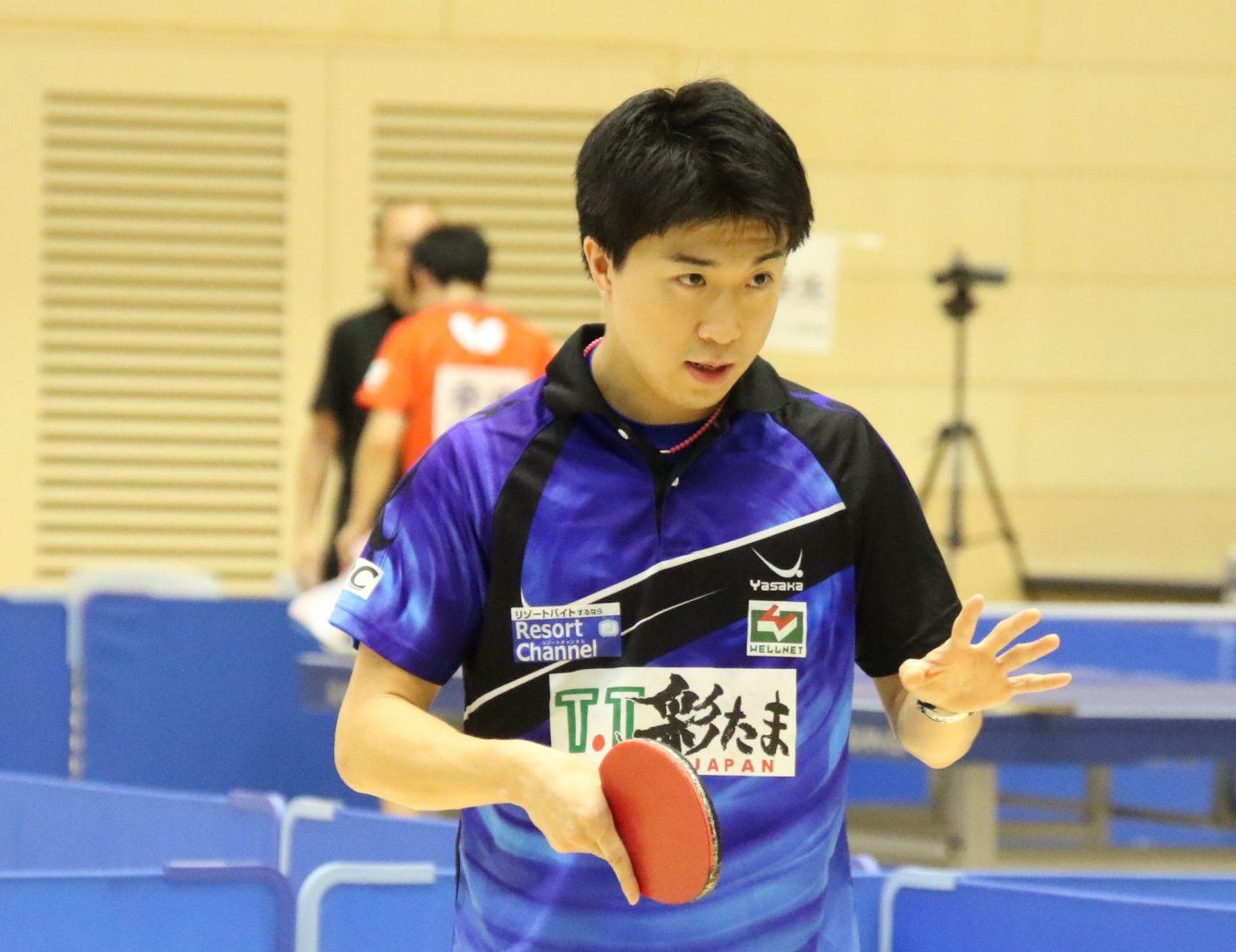 神、平野が全勝スタート 松島ら若手も躍動<2020年世界卓球 日本代表第1次選考会・男子>