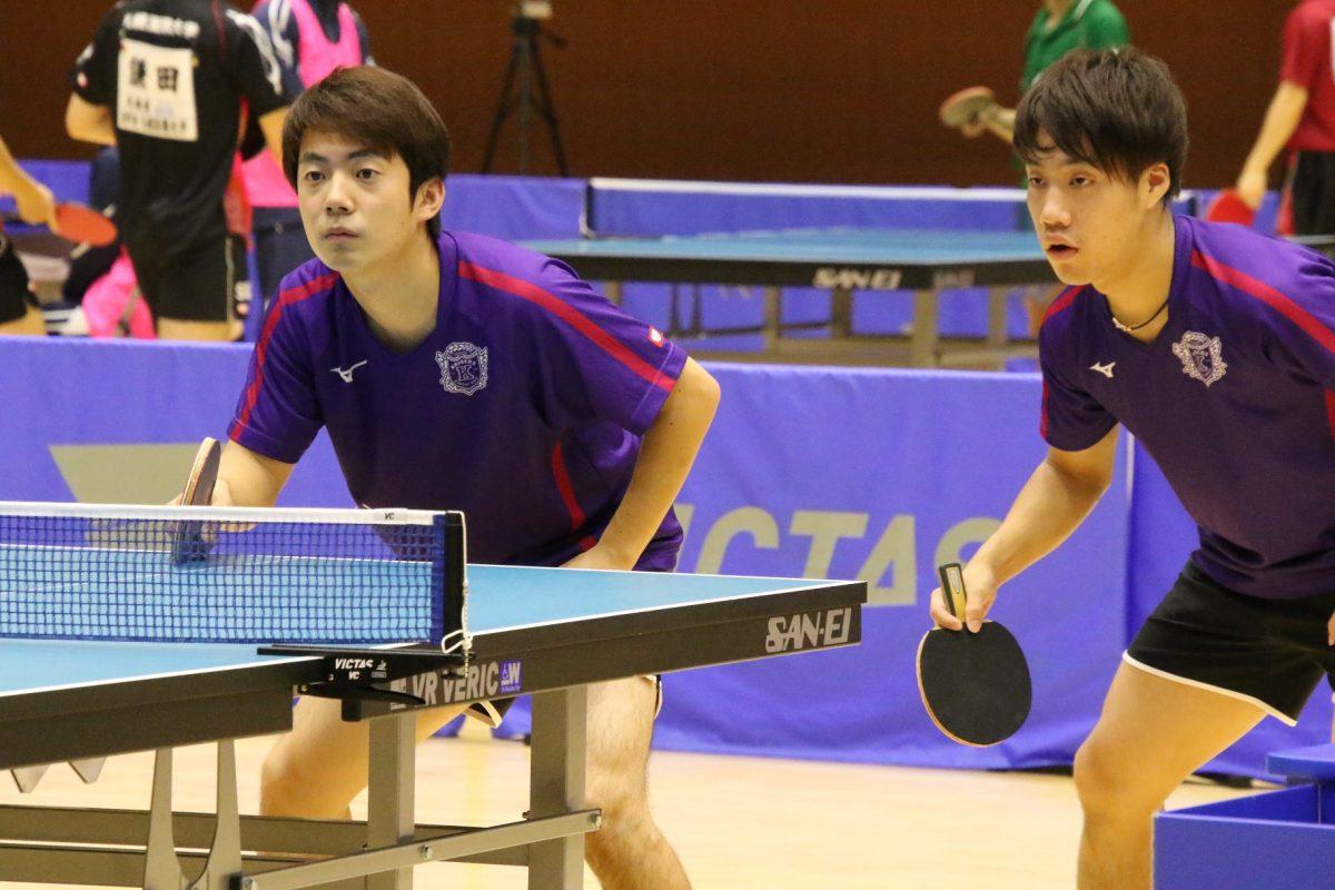 各務博志(写真左)、増田隆介(写真右)
