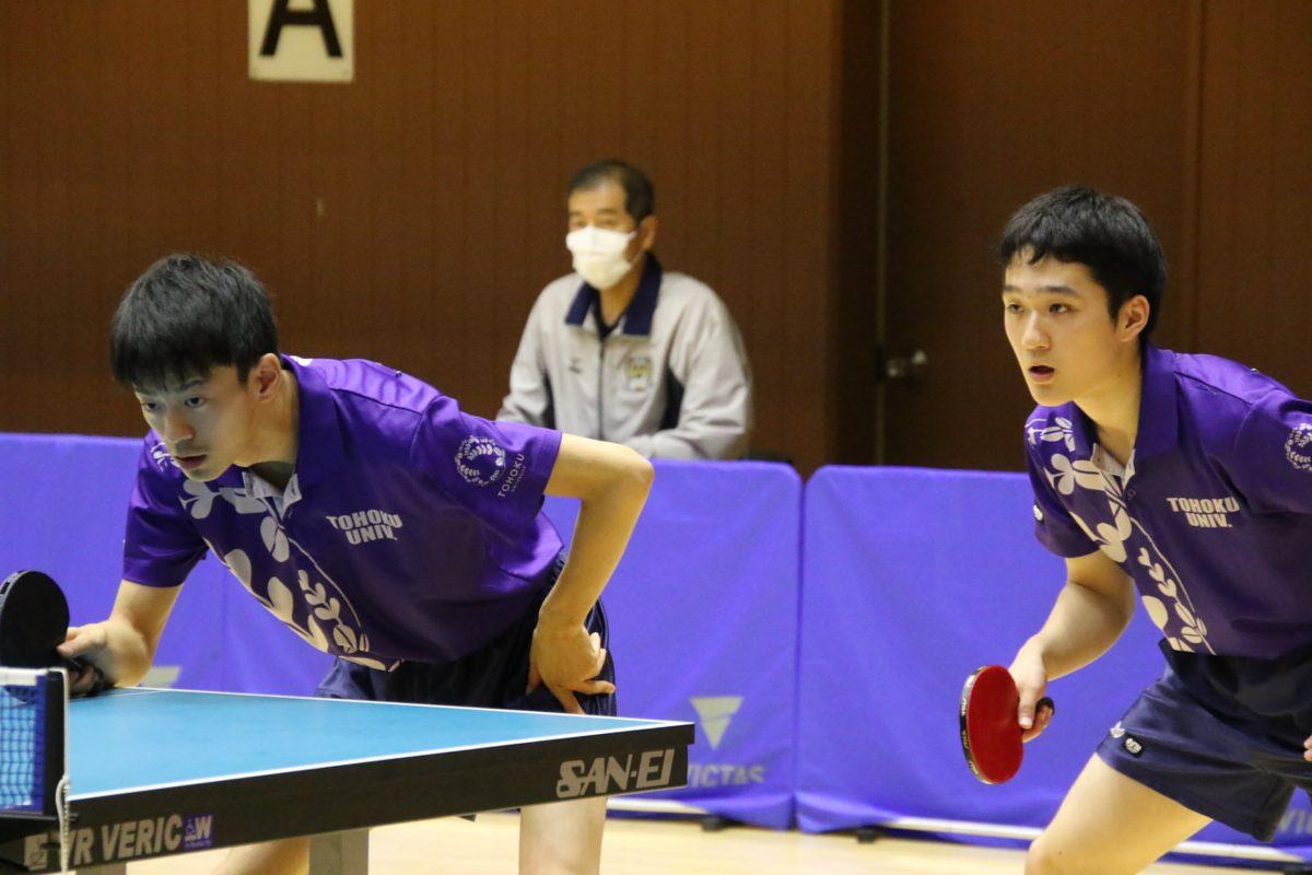 三藤航太(写真左)と五十嵐諒(写真右)