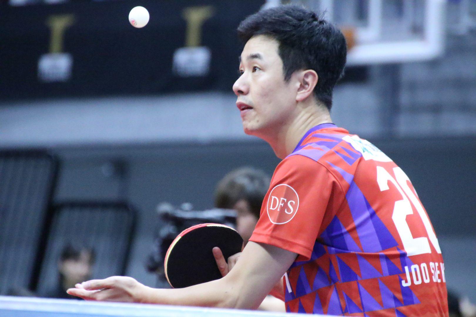 琉球3連勝 チーム力で岡山リベッツを下し勝ち点4獲得<卓球・Tリーグ結果速報>