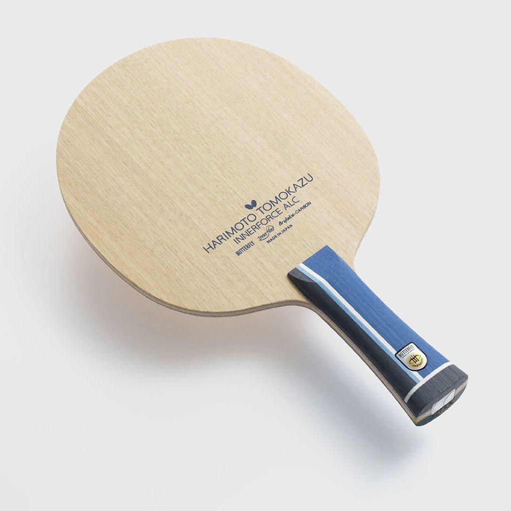 【張本智和 使用ラケットをレビュー】張本智和 インナーフォース ALCの特徴とは?