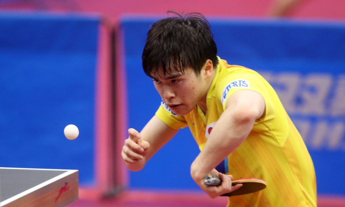 卓球男子世界ランキング(10月発表)|森薗政崇、大幅ランクアップ 上位陣は変動なし