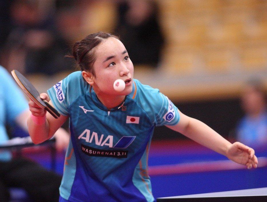 伊藤美誠、世界1位に惜敗も価値ある準優勝<卓球・スウェーデンオープン>