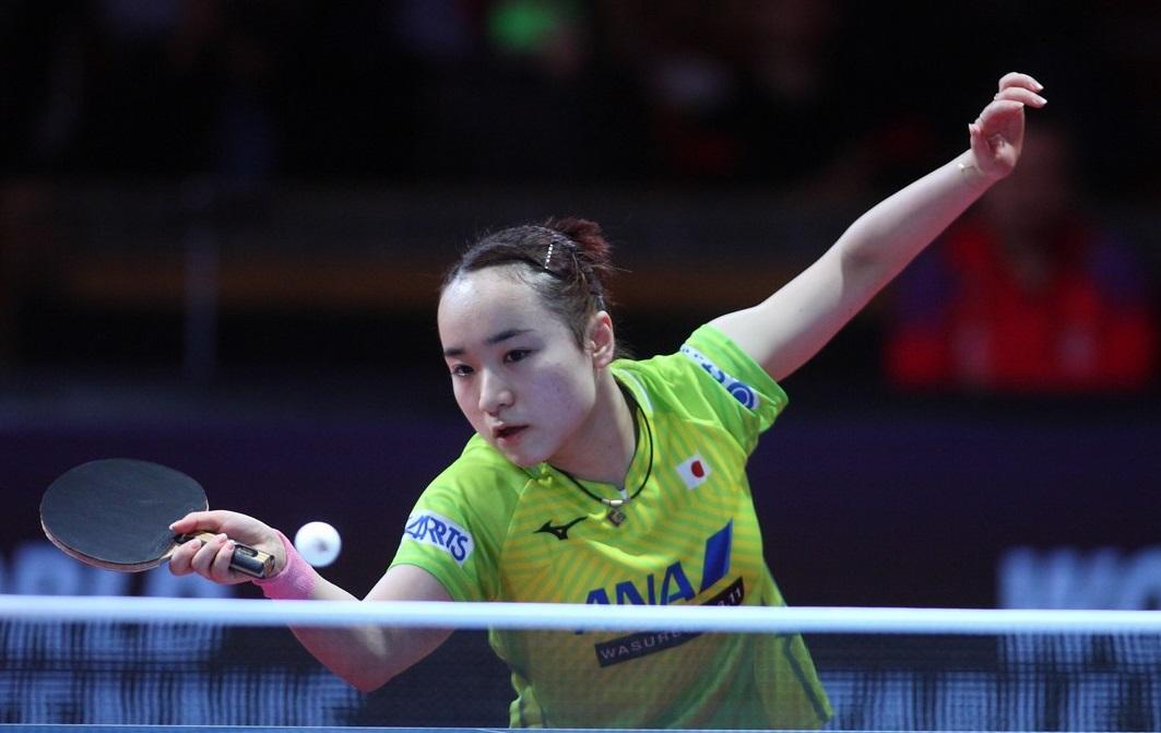 卓球五輪代表の鍵握る 2020年1月有効な世界ランキングポイント(スウェーデンOP終了時点)