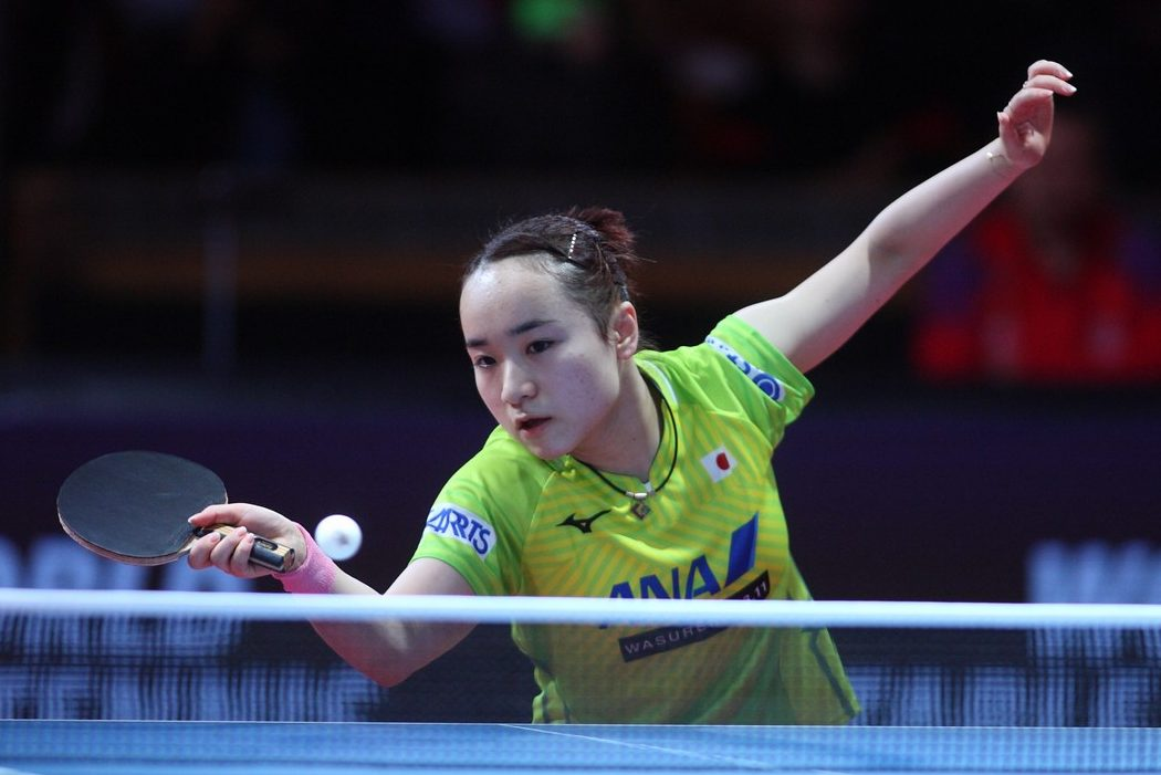 【今週の日本の卓球】伊藤美誠、中国選手連破で準V スウェーデンオープン全日程終了
