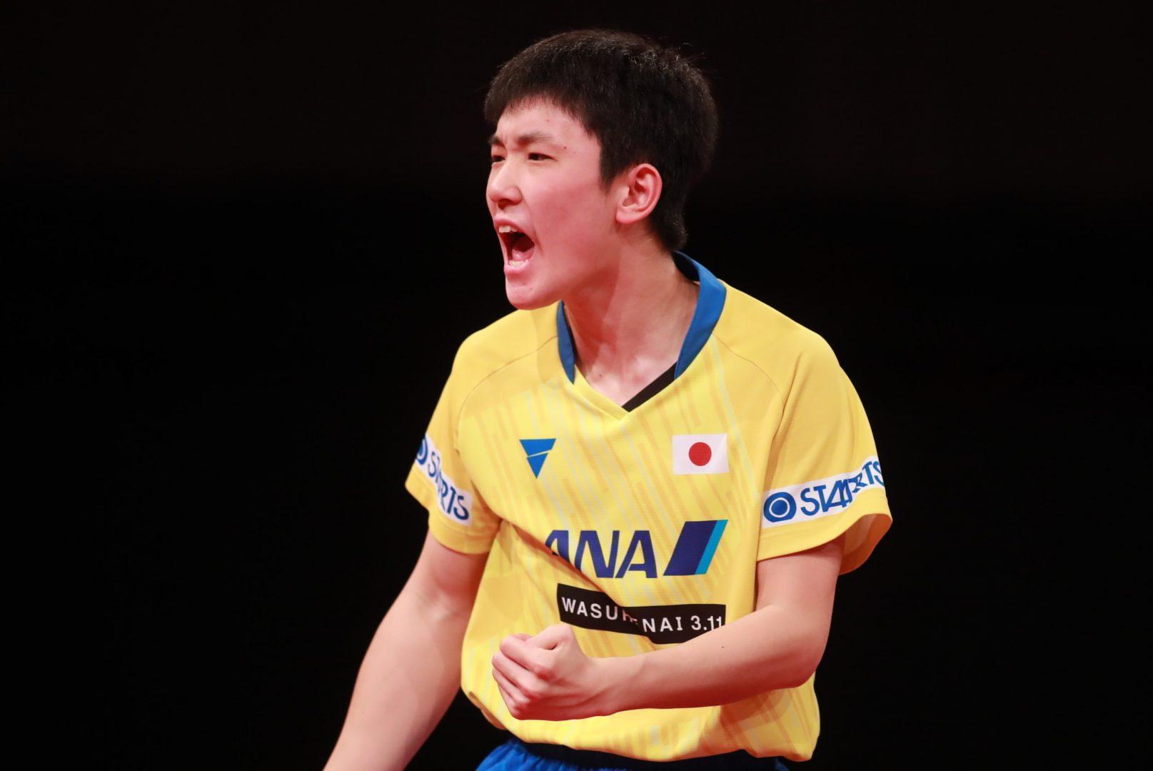 卓球五輪代表への道 2020年1月有効な世界ランキングポイント(ドイツOP終了時点)