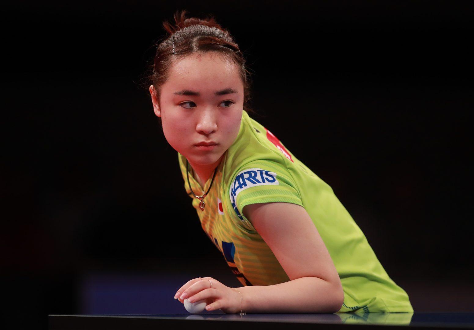 伊藤美誠、中国の18歳にリベンジ喫すも2大会連続準V<卓球・ドイツオープン>