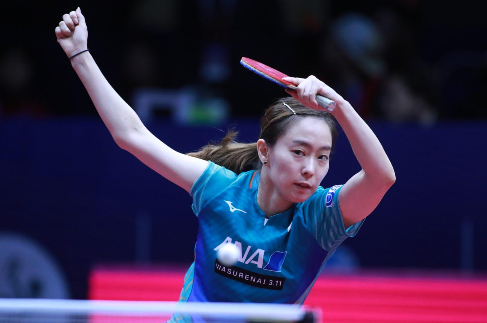卓球五輪代表への道 2020年1月有効な世界ランキングポイント(女子WC・ポーランドOP終了時点)