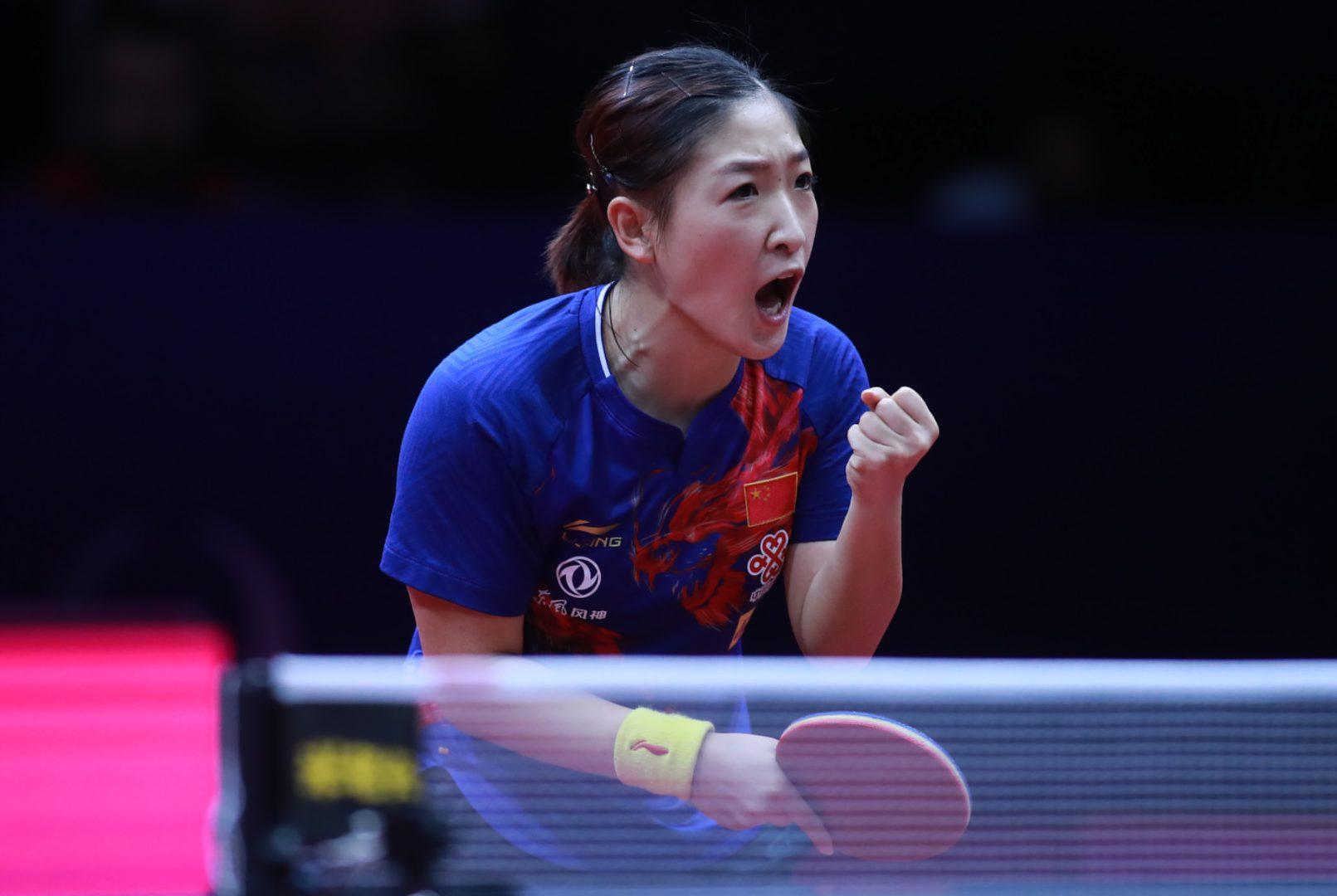 【今週の日本の卓球】劉詩雯、4年ぶりの優勝 2019女子ワールドカップ全日程終了