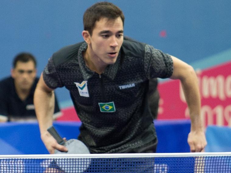 ブラジル男女団体、東京五輪出場権を獲得<卓球・ラテンアメリカ大陸予選>
