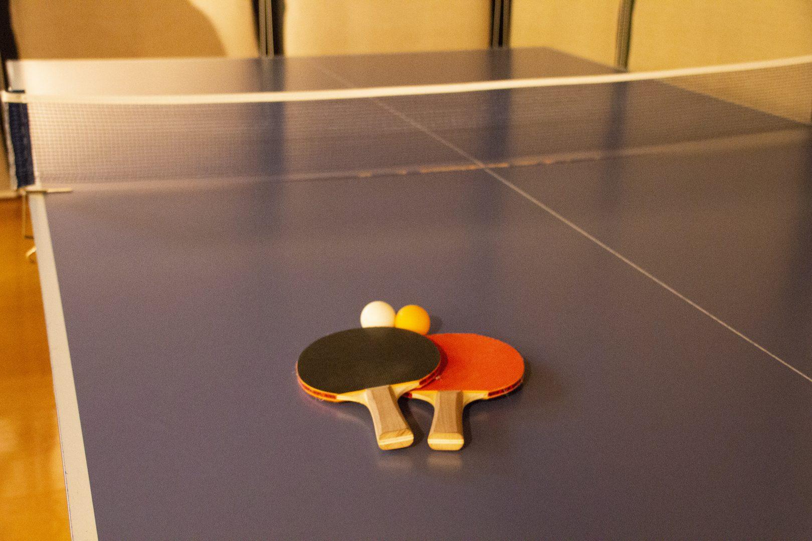 大江戸温泉物語、ラージボール卓球体験キャンペーン Nittakuと共同開催