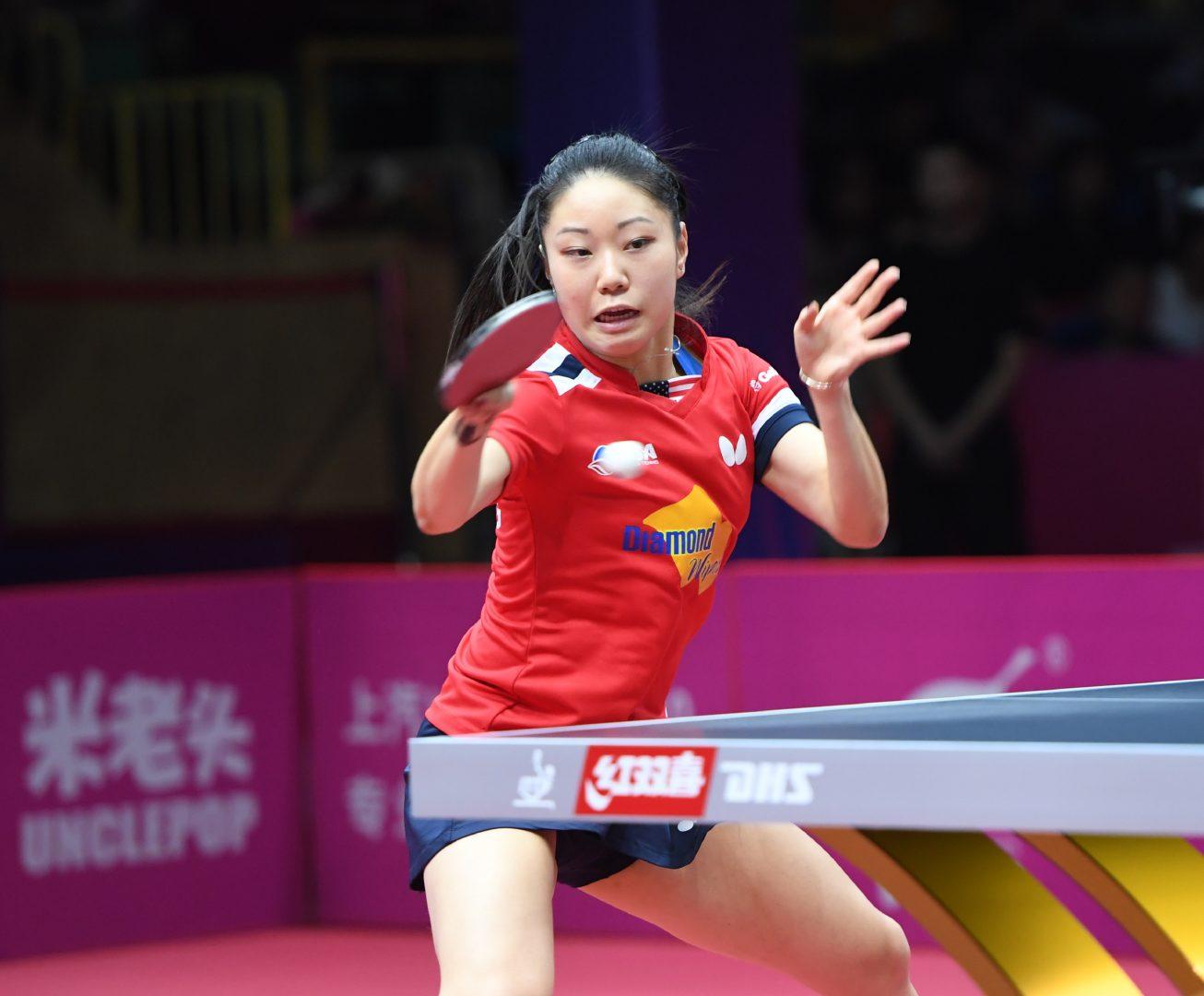 平野下したチャン・リリーがベスト4 中国の牙城崩せるか<卓球・2019女子ワールドカップ3日目見どころ>