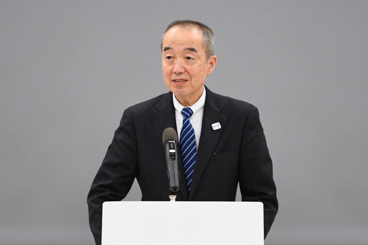 星野一朗(Ichiro Hoshino)日本卓球協会専務理事