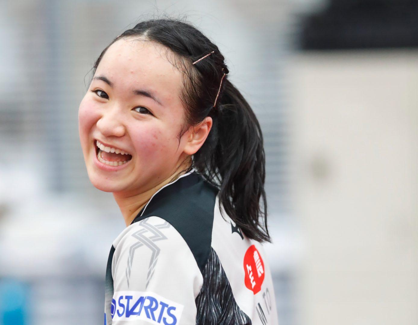"""""""卓球黄金世代""""伊藤美誠、ラストティーンのお祝いに「わちゃわちゃ感が最高にだいすき」"""