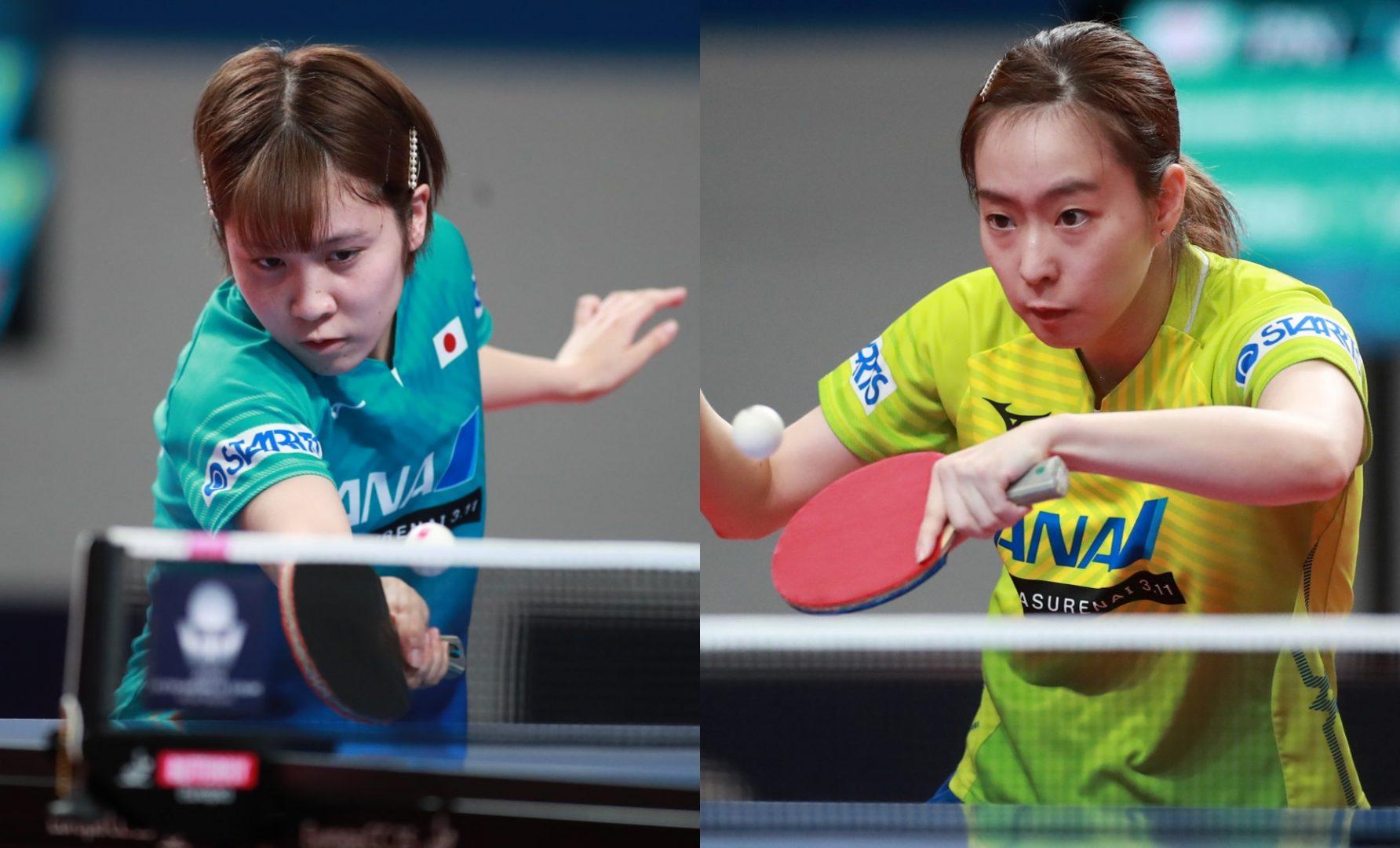 石川佳純、平野美宇が参戦 昨年越えでメダルなるか<卓球・2019女子ワールドカップ見どころ>