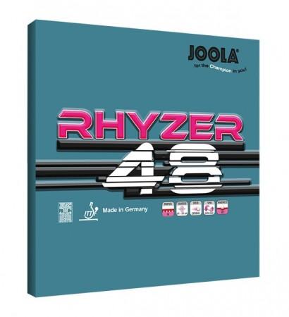ライザー48の特徴をレビュー 知られざる高性能ラバーの秘密に迫る<卓球ラバー紹介>