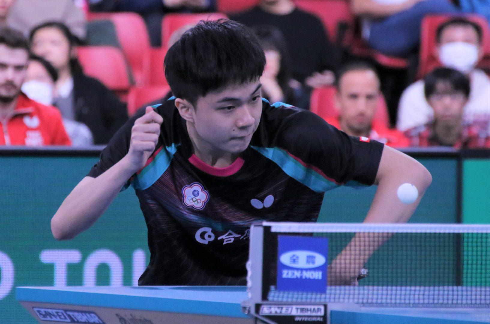 男子団体、ベスト4決定 アジア勢が上位占める<JA全農 卓球チームワールドカップ>