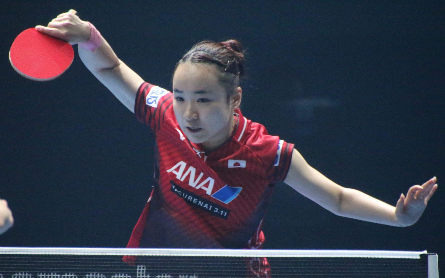 【今週の日本の卓球】張本3位、伊藤2位 日本選手大活躍のT2ダイヤモンド・シンガポールが閉幕