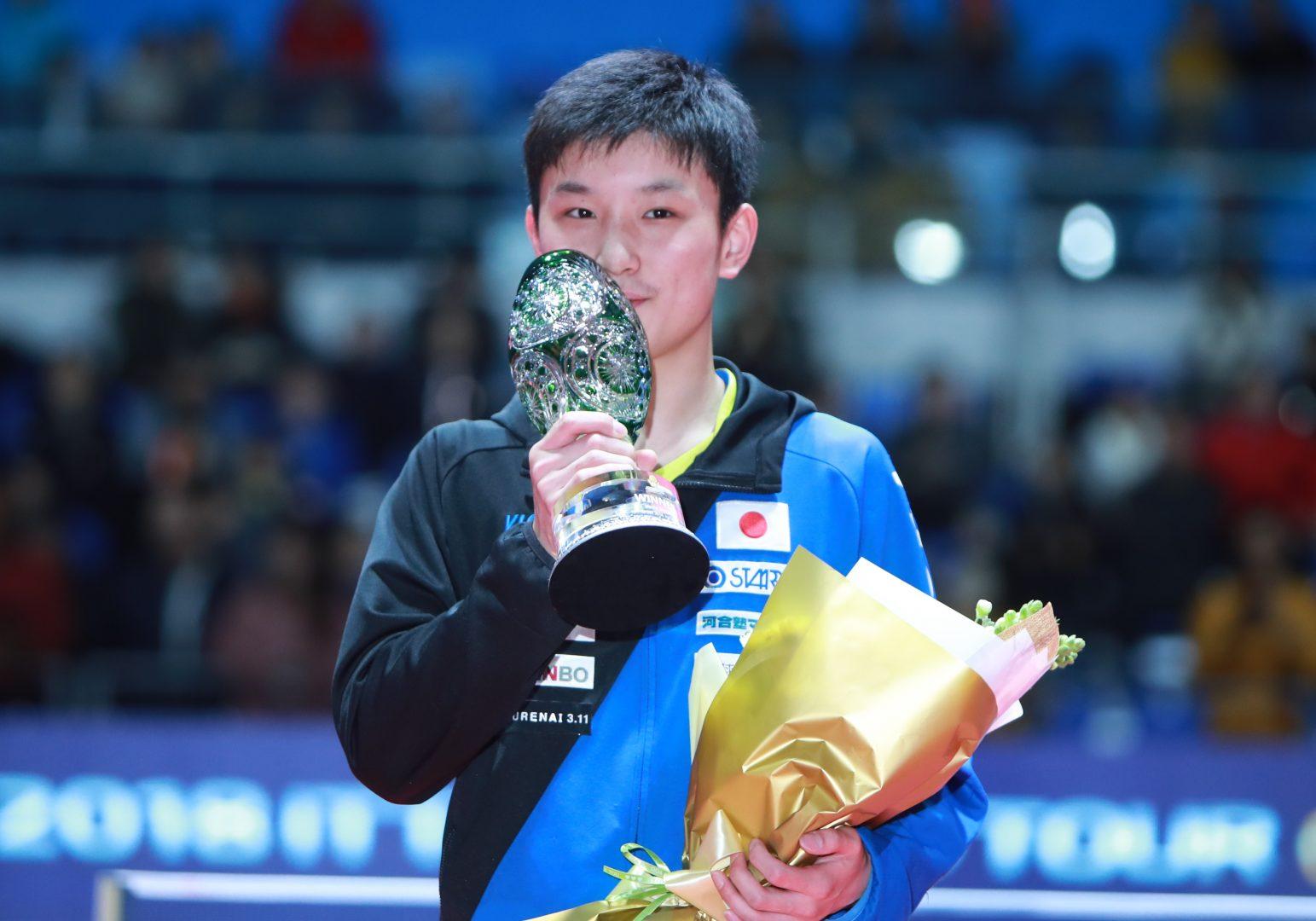卓球界、過去世界ランキング1位の日本人選手は?バドでは奥原希望が1位の快挙