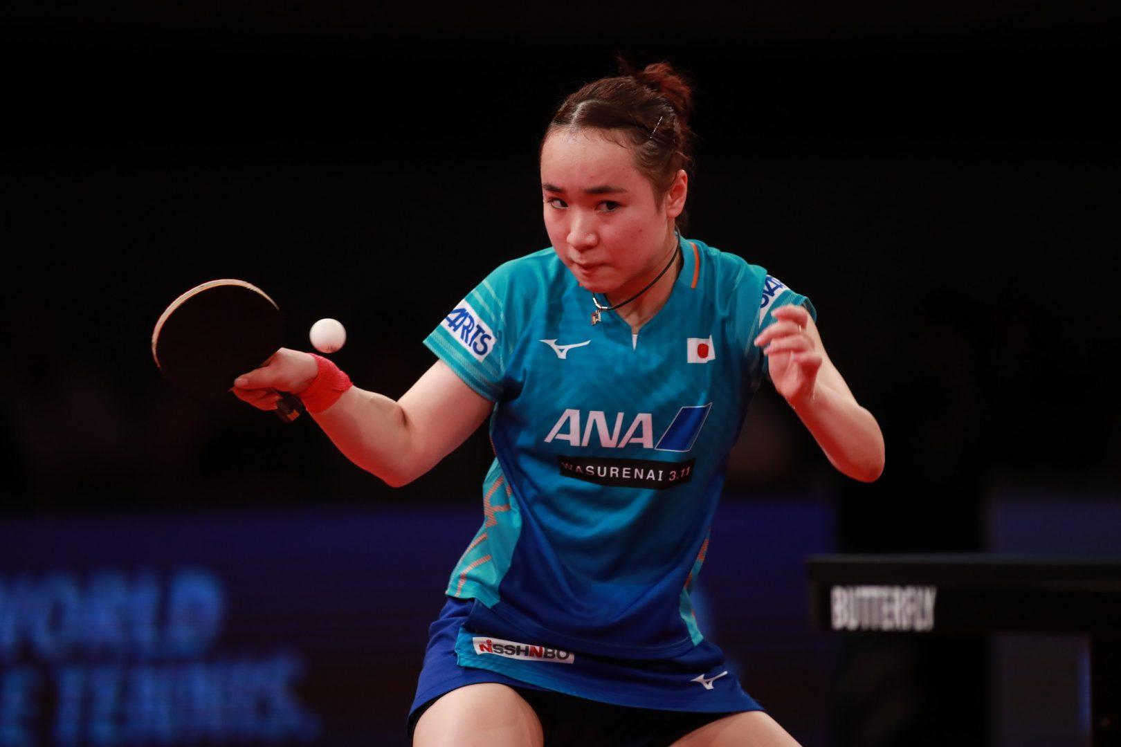 卓球女子世界ランキング(11月発表)|2大会連続準優勝・伊藤美誠がポイントを加算