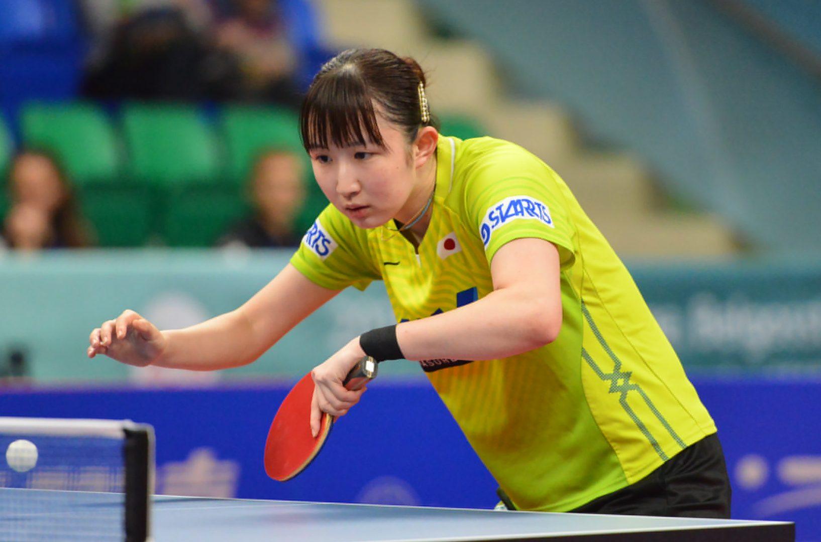 早田ひな、橋本帆乃香 圧勝で予選3回戦へ<卓球・オーストリアオープン 女子シングルス>