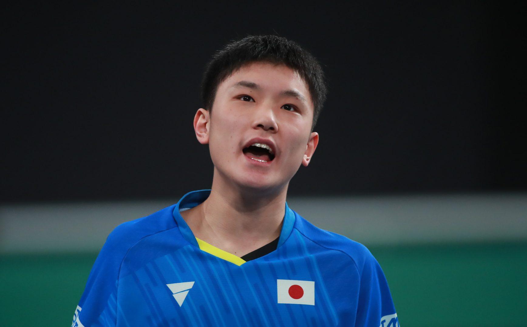 張本・伊藤、五輪代表選考基準満たす 2020年1月有効な世界ランキングポイント(オーストリアOP終了時点)