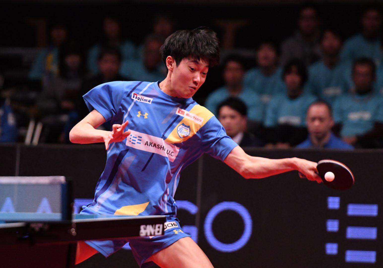 岡山リベッツ連敗脱出 新加入・趙大成が2勝の大活躍<卓球・Tリーグ結果速報>