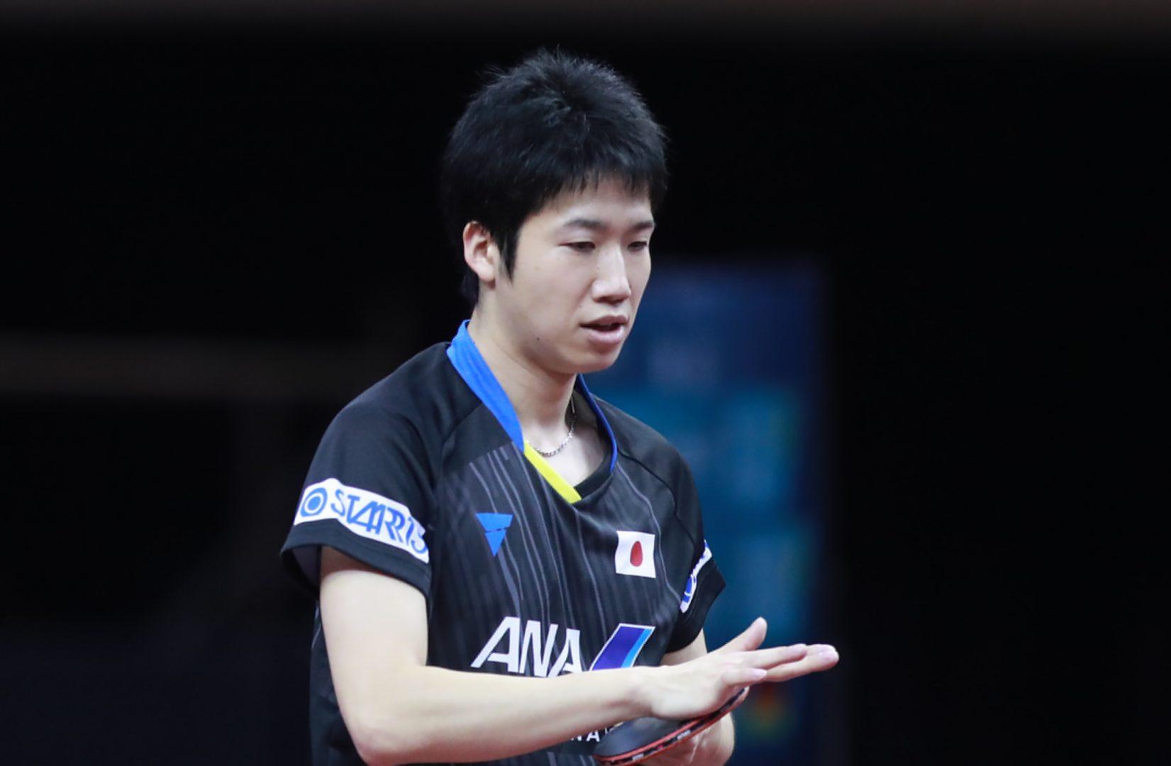 水谷隼、奮闘もイングランドのエースに惜敗<卓球・オーストリアオープン  男子単>
