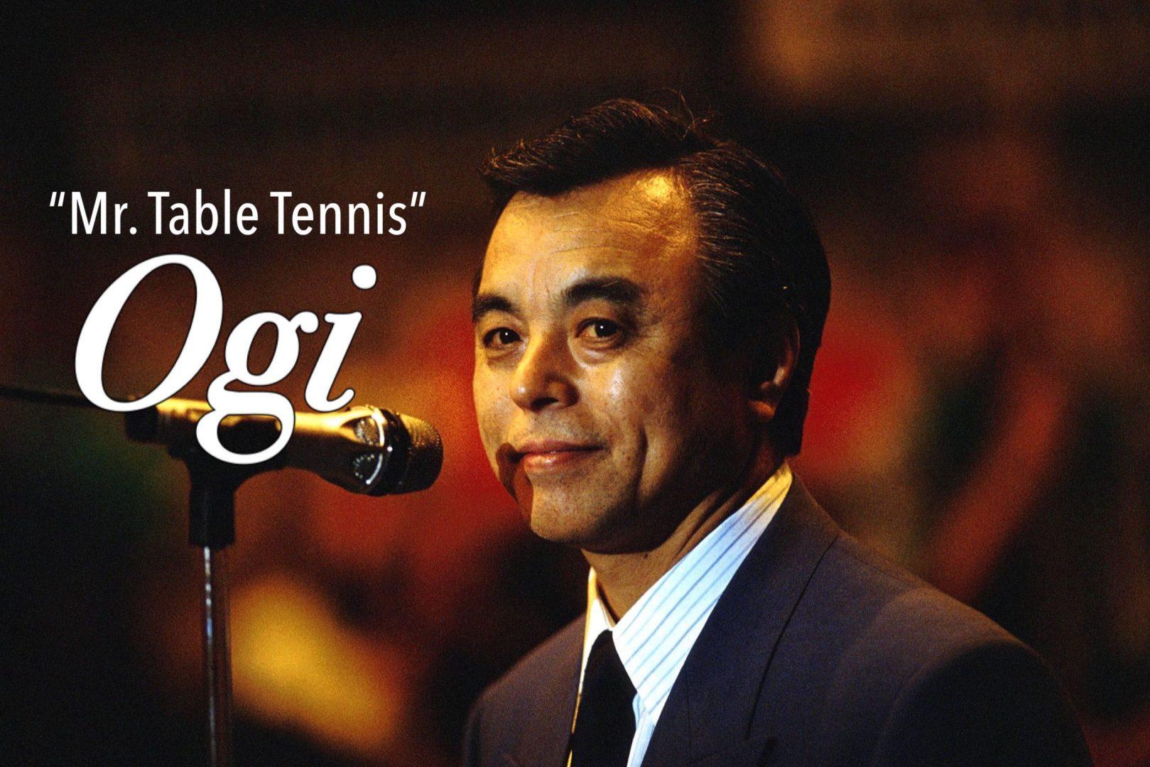 卓球世界一が陸上、テニス、体操、水泳、バスケから学んだこと<世界のオギムラ#7>