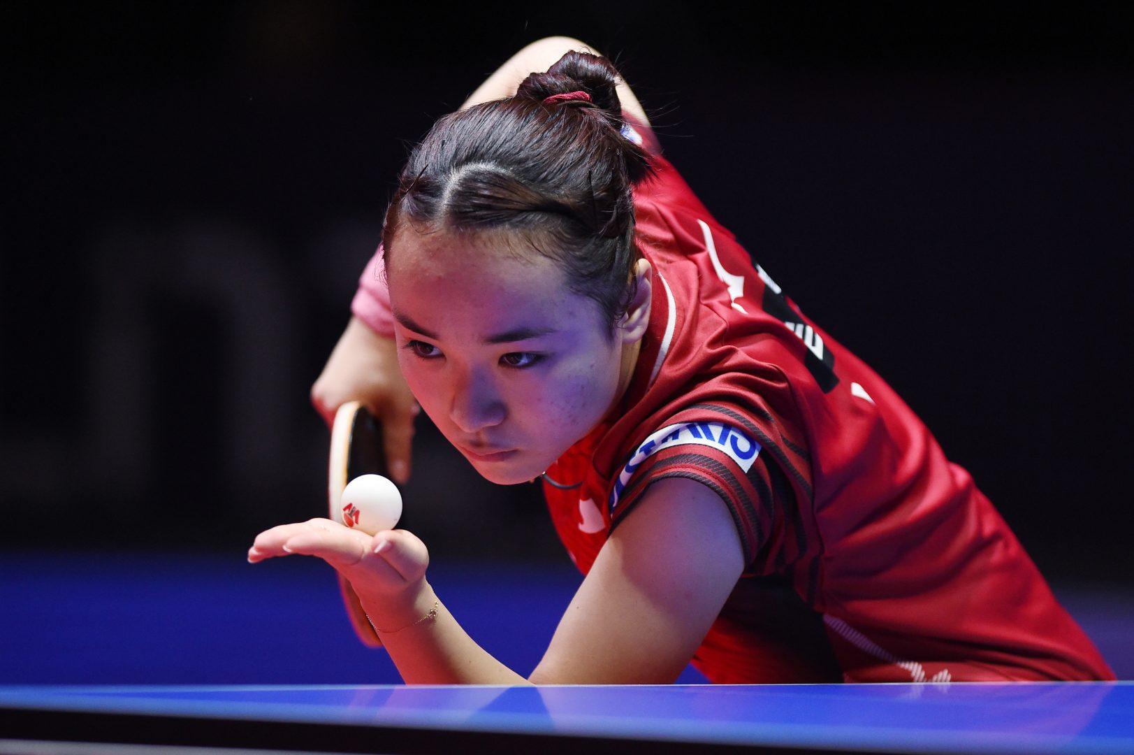 【卓球】伊藤美誠、東京五輪代表へ 世界ランキング選考基準満たす