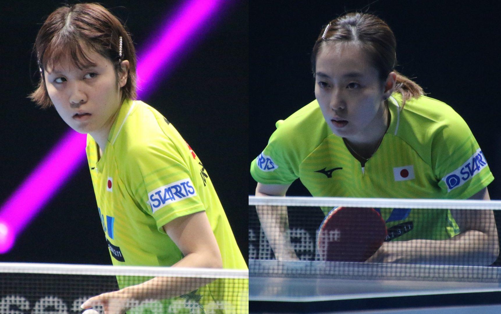 【卓球】石川佳純と平野美宇 東京五輪シングルス代表権はどちらの手に