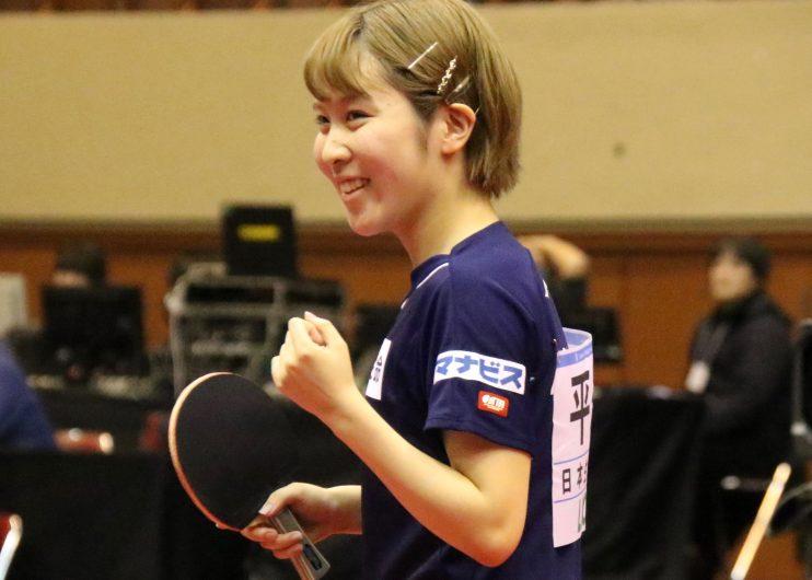 平野が世界卓球代表内定を決めたジャパントップ12が話題に(12月16日〜12月22日アクセスランキング)