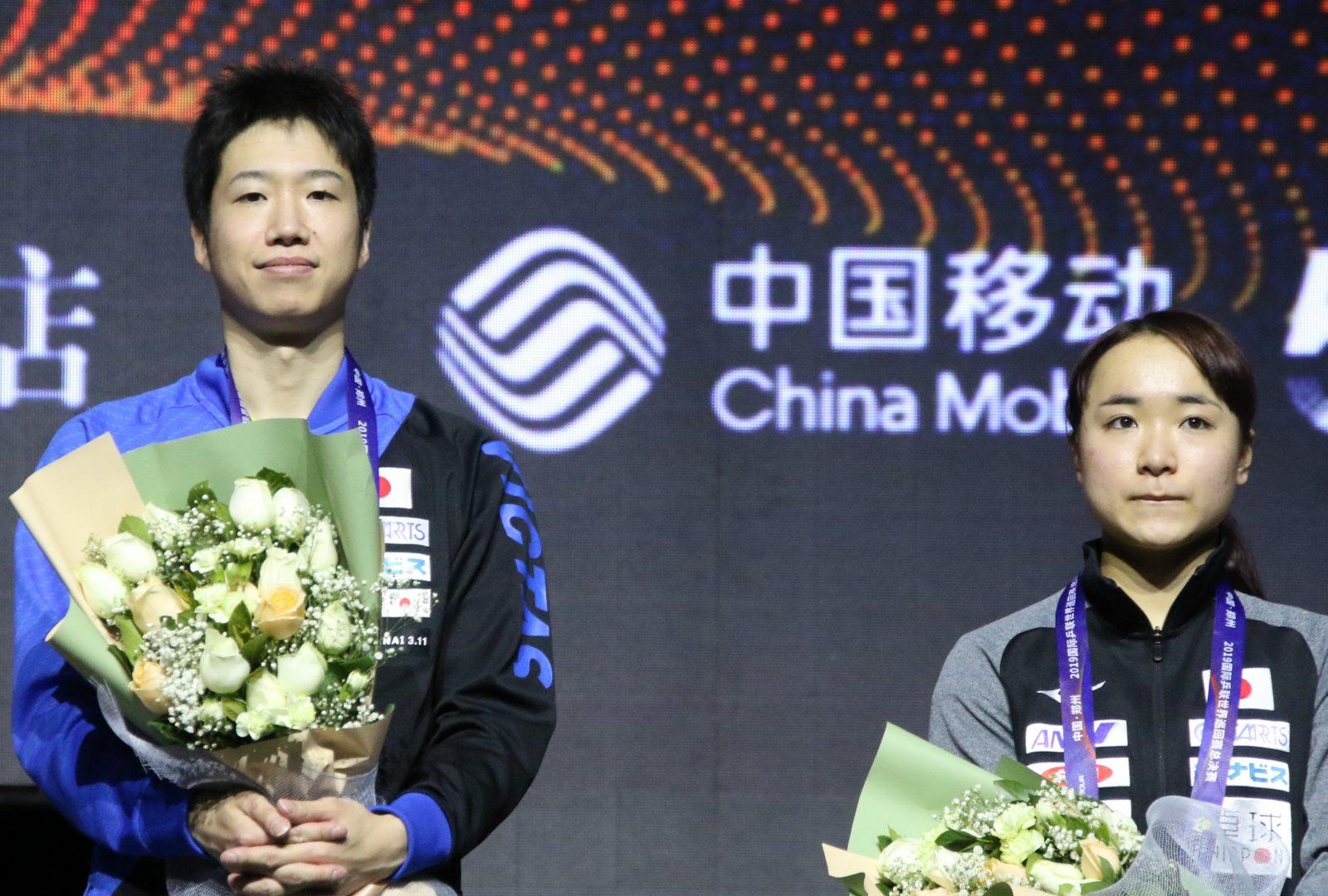 【今週の日本の卓球】五輪代表選考に終止符 グランドファイナル全日程終了