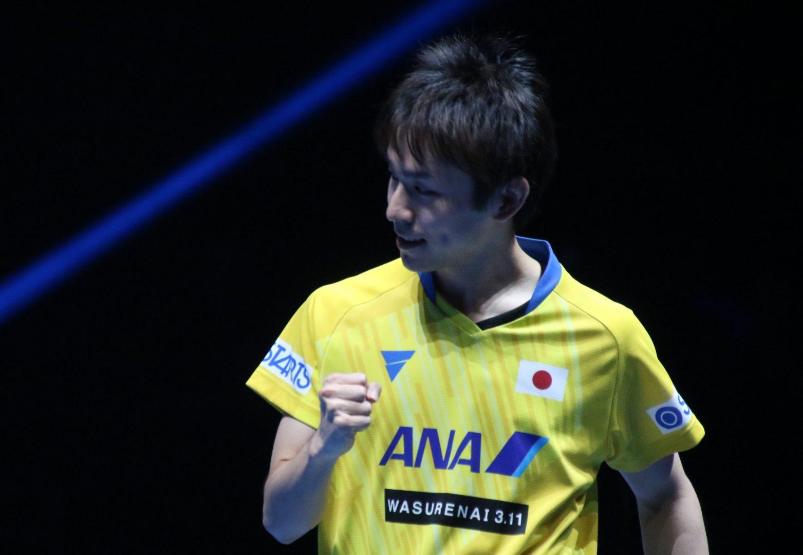 天才サウスポー・丹羽孝希、東京五輪出場確実に 水谷隼との熾烈な争いに終止符