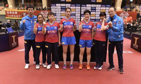勝利を挙げたKA神奈川の選手たち