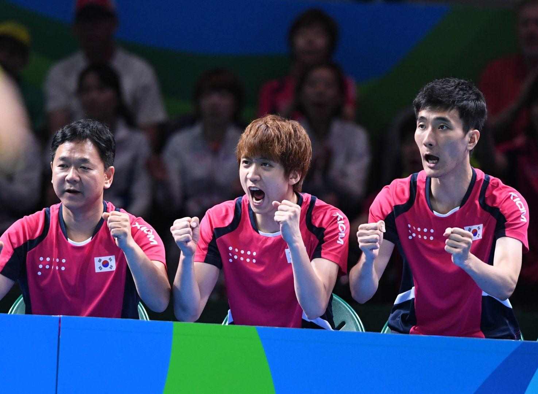 【卓球】五輪金メダリスト2名輩出 アジアの虎・韓国男子の強さとは|東京五輪ライバル国特集