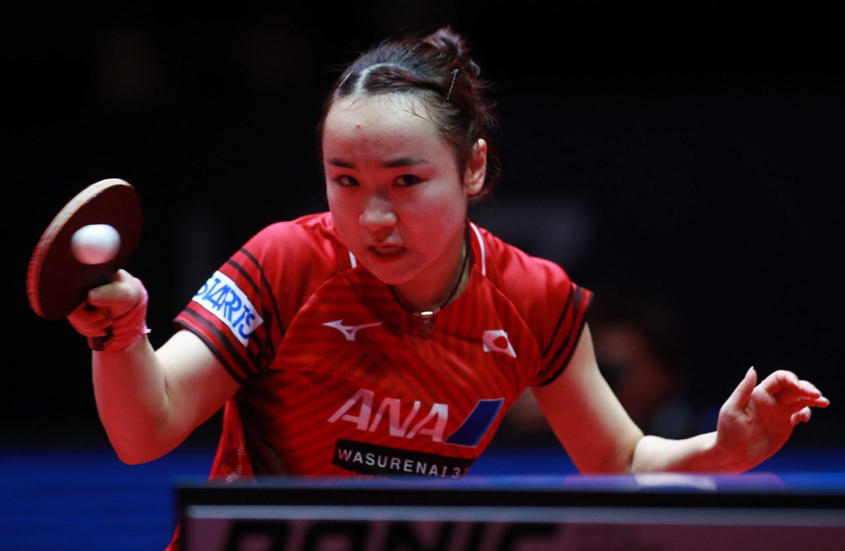 卓球女子世界ランキング(12月発表) 伊藤美誠 自己最高位の4位にジャンプアップ