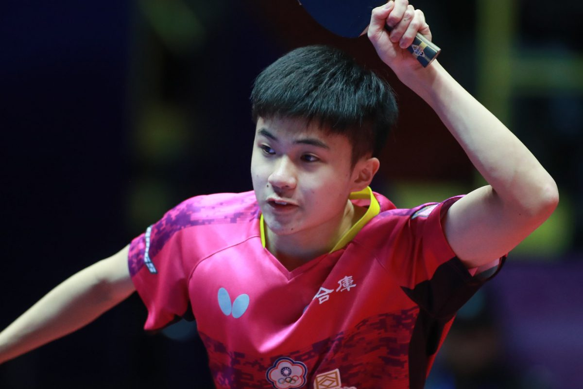 18歳の神童・林昀儒が銅メダル 世界王者との激闘制す<卓球・男子ワールドカップ>