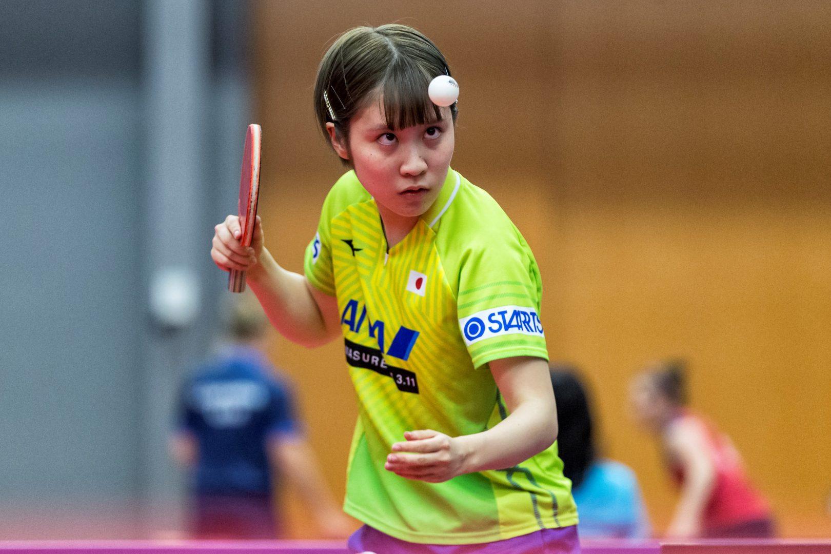 世界卓球選考会を兼ねた賞金総額1520万円のトーナメントが開幕<ジャパントップ12・見どころ>