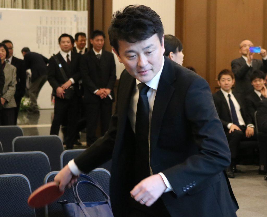 倉嶋洋介ナショナルチーム男子監督