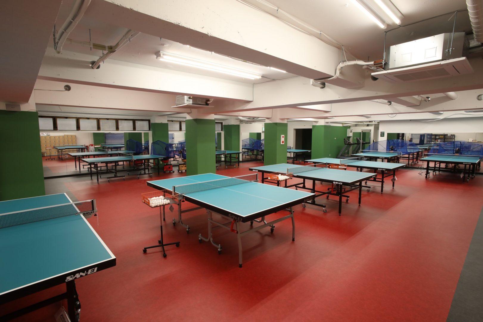年越しは卓球で!?年末年始も営業する卓球場を紹介<東京・大阪>