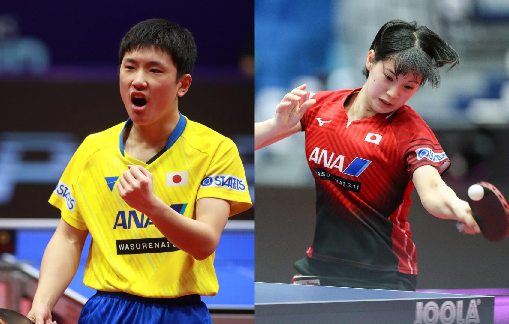 【今週の日本の卓球】日本勢大躍進 男子W杯・世界ジュニア全日程終了