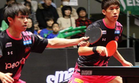 木造勇人(左)・吉村真晴