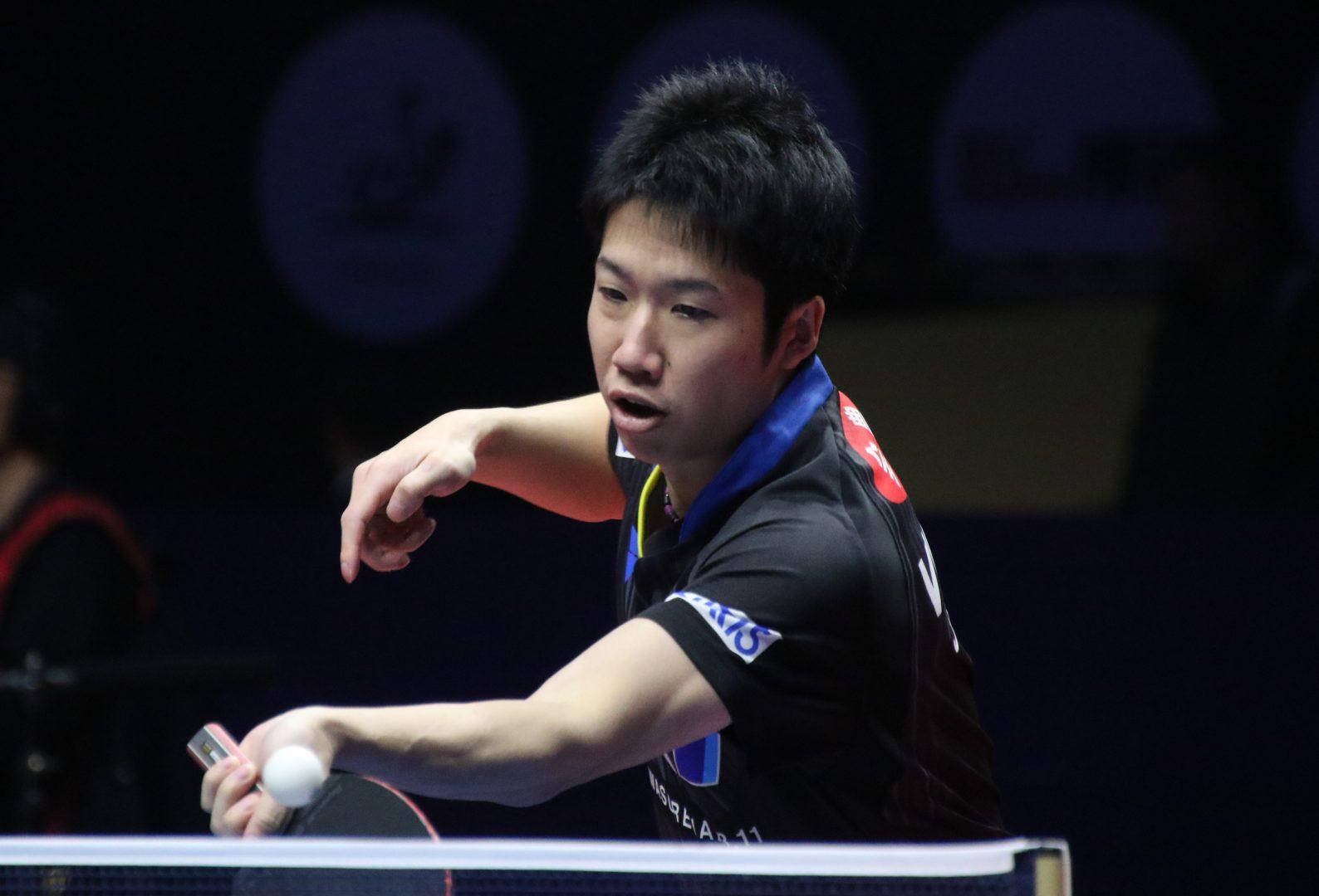 水谷隼、卓球東京五輪代表3枠目 倉嶋監督「団体戦に強さを発揮できる選手」