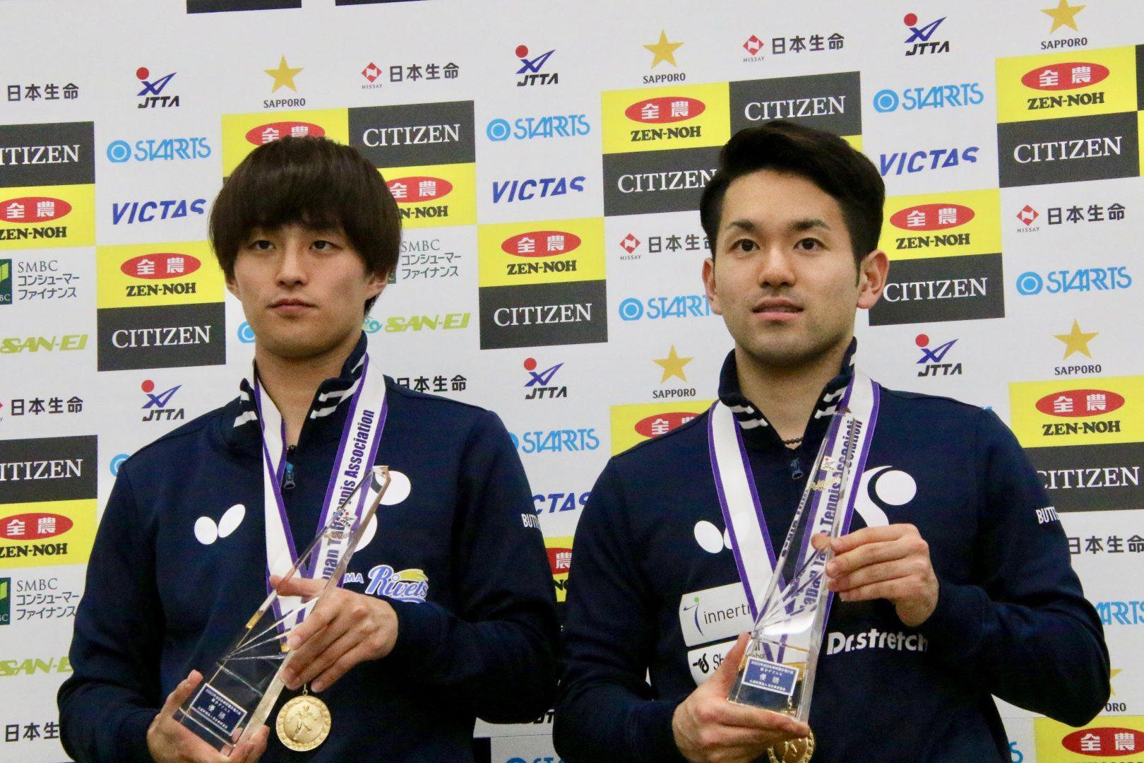 【完全保存版】激闘の7日間を写真で振り返る 男子ダブルス編<全日本卓球2020>