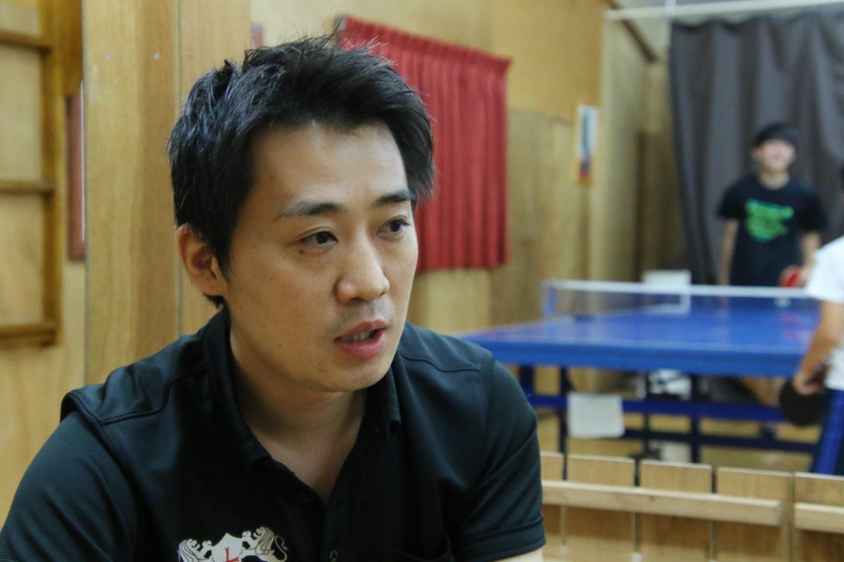 「厳しく教える時代は終わった」転換期迎えるスポーツ指導の現場<卓球・原田隆雅#1>