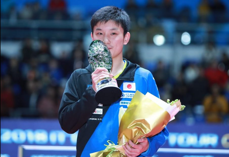日本トップへ成長した16歳 躍進の3年間|五輪代表活躍プレイバック・張本智和編