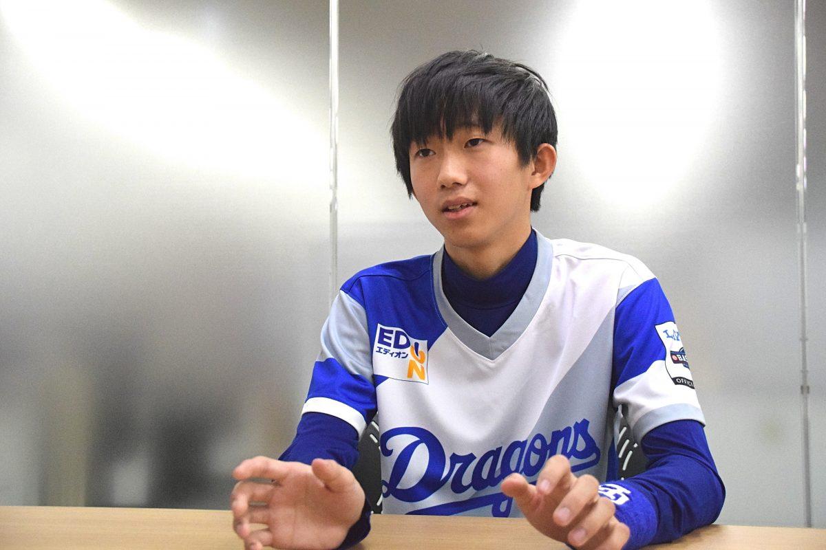 元卓球人が第2の人生で掲げる新たな夢 「eBASEBALL界を盛り上げたい」<新井宇輝・後編>