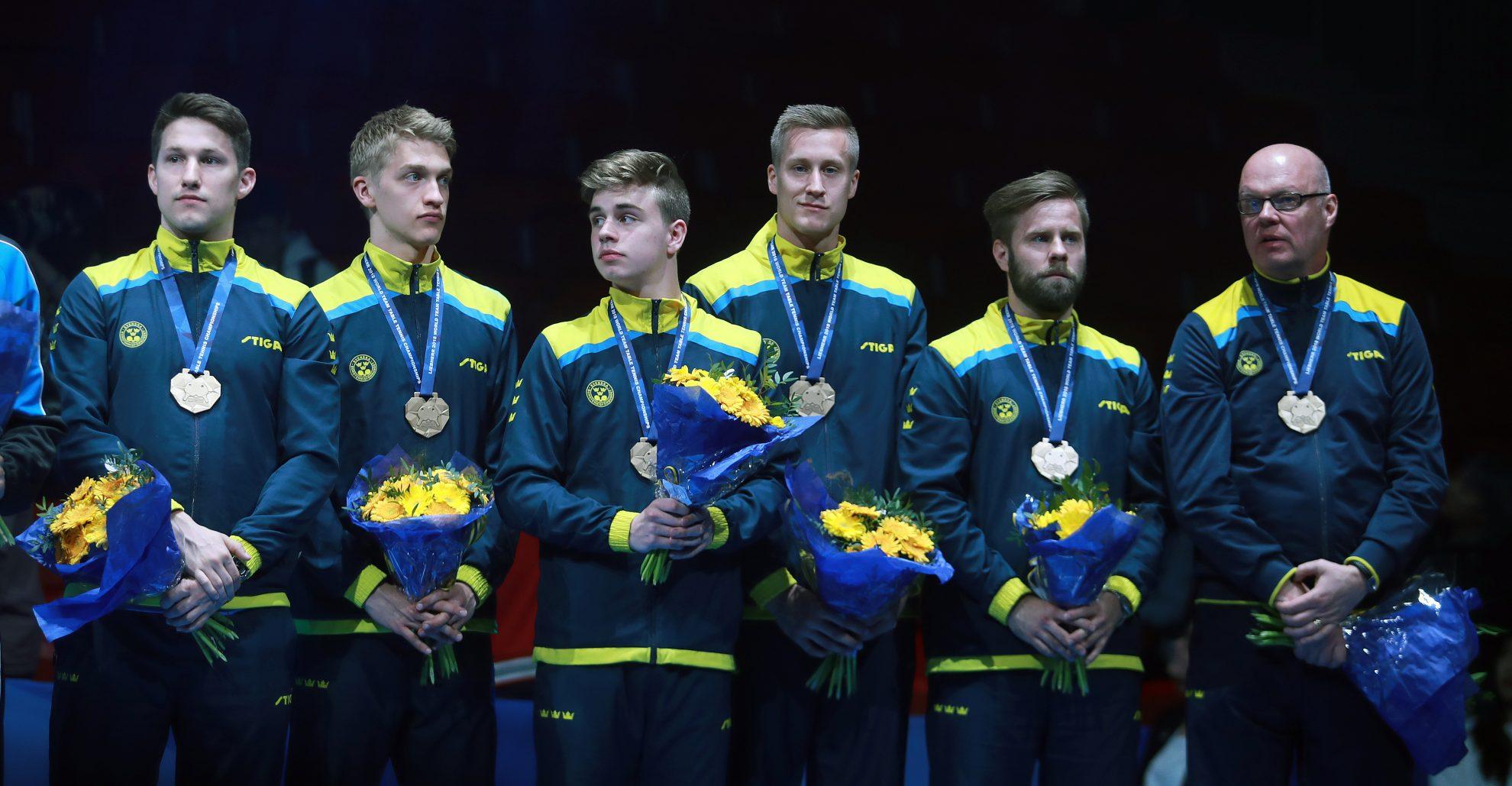 古豪健在 卓球レジェンドを生んだ国・スウェーデン|東京五輪ライバル国特集
