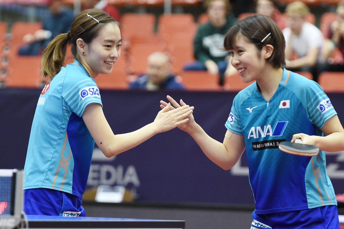 東京五輪卓球団体戦、勝利の鍵を握るダブルス 先陣を切るのはどのペアか